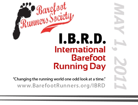 International Barefoot Running Day