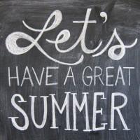 Καλοκαίρι θα πει...