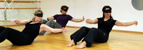 blindfolded pilates at modus vivendi