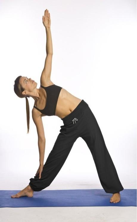 Χειροποίητο παντελόνι για yoga/pilates