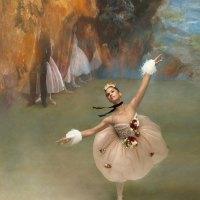 Η απόλυτη πρωταγω-νίστρια του Edgar Degas